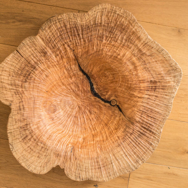 Wooden Bowl Full Image