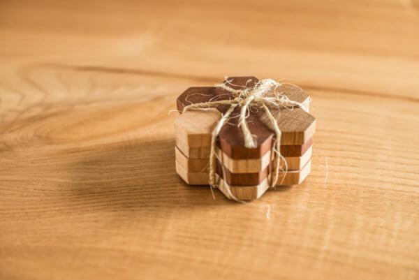 Wooden Coaster Selection